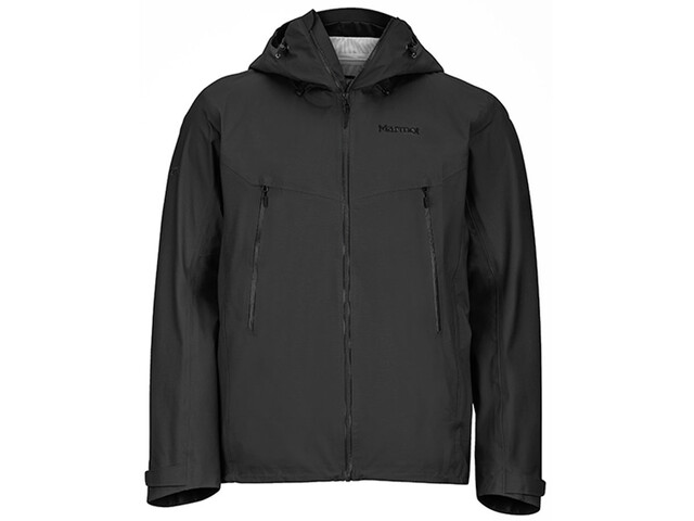 Marmot Red Star Jacket Herre black